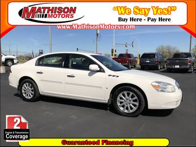 Used Buick Lucerne 2009 MATHISON CX-2