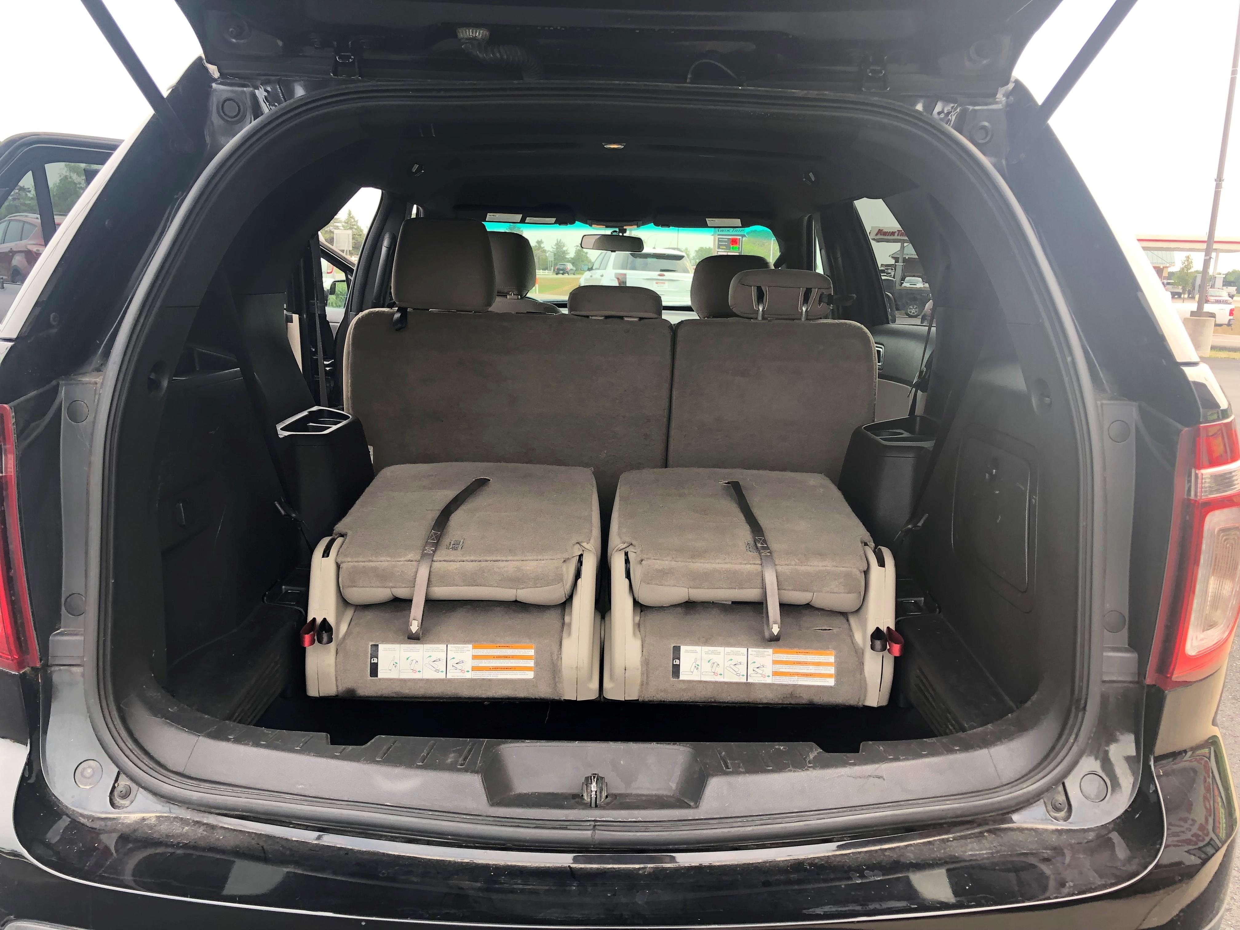 used vehicle - SUV FORD EXPLORER 2013