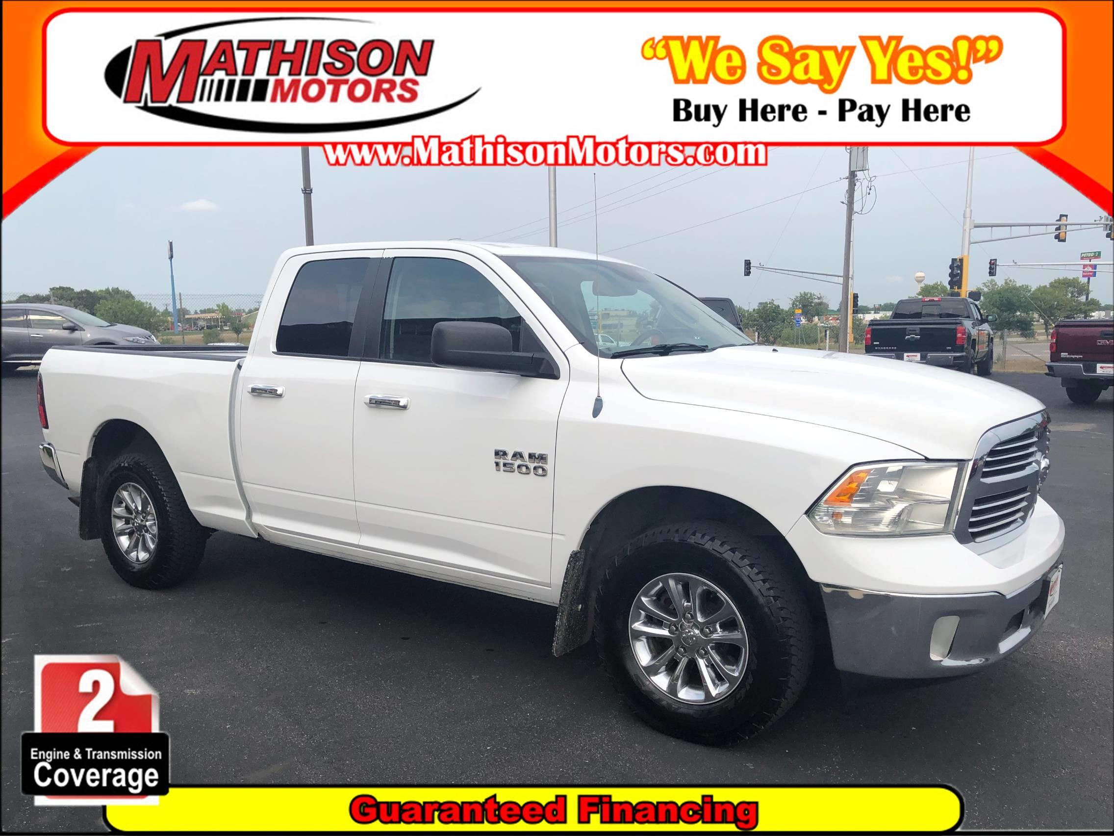 used vehicle - Truck RAM 1500 2013