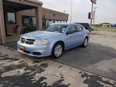 Used Dodge Avenger 2013 KILLEEN Base