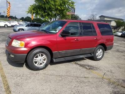 Used Ford Expedition 2004 KILLEEN XLT 5.4L 4WD