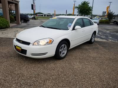 Used Chevrolet Impala 2007 KILLEEN LS