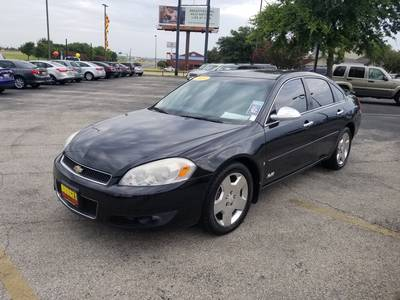 Used Chevrolet Impala 2007 KILLEEN SS