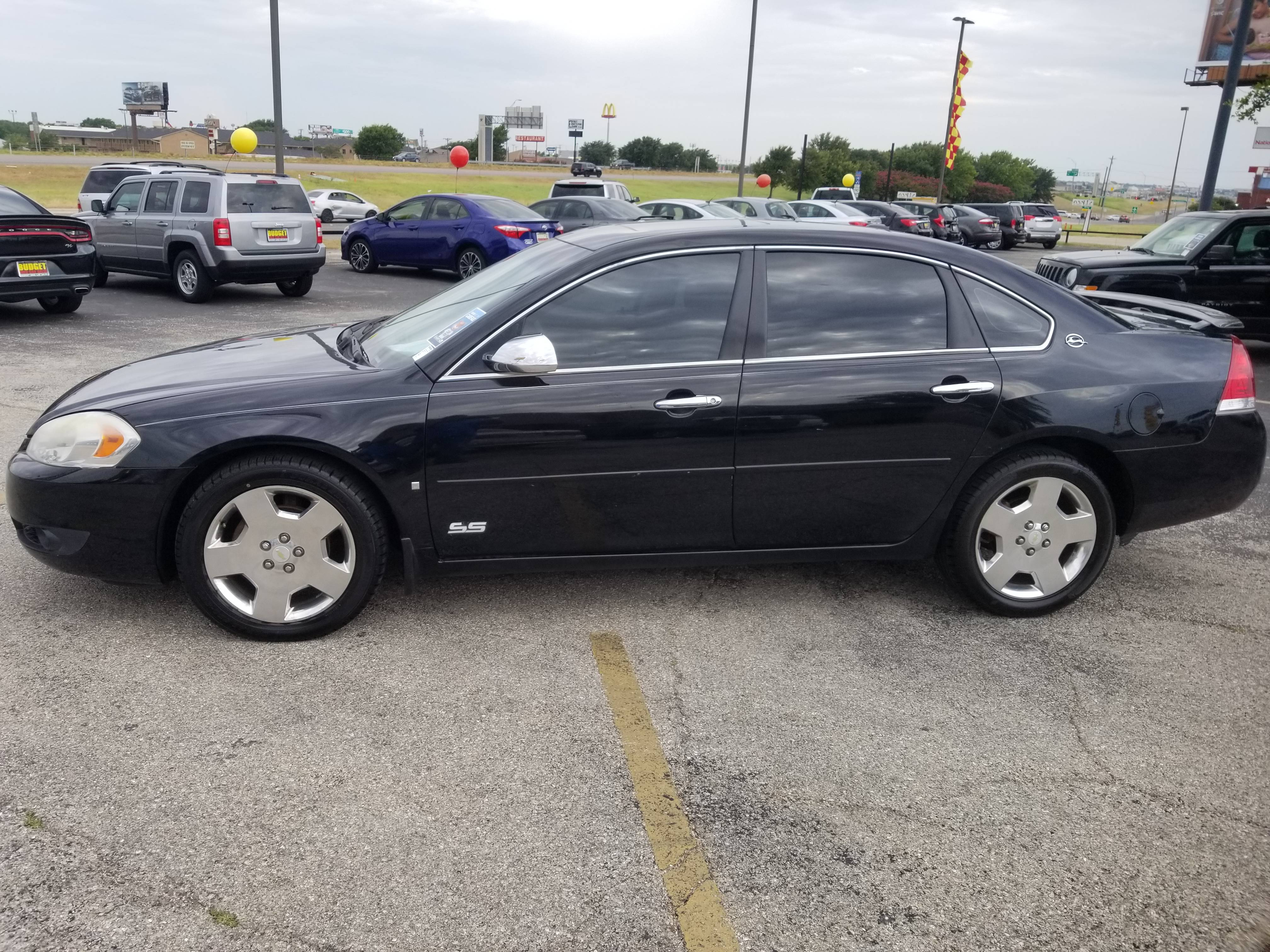 2008 Impala Ss For Sale >> Used 2007 Chevrolet Impala Ss For Sale In Killeen 25015