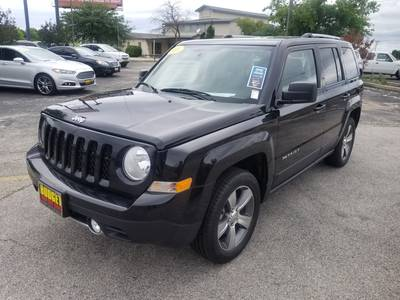 Used Jeep Patriot 2016 KILLEEN Latitude 2WD
