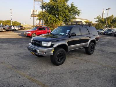 Used Toyota 4Runner 2001 KILLEEN LIMITED 2WD