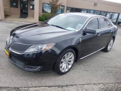 Used LINCOLN MKS 2013 KILLEEN BASE
