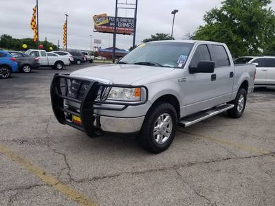 Used FORD F-150 2008 KILLEEN