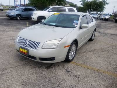 Used Mercury Milan 2008 KILLEEN V6 Premier