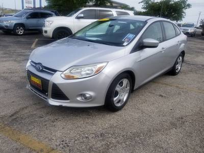 Used FORD FOCUS 2012 KILLEEN SE