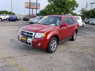 Used FORD ESCAPE 2011 KILLEEN LIMITED