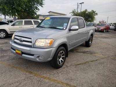 Used Toyota Tundra 2005 KILLEEN SR5 DOUBLE CAB 2WD