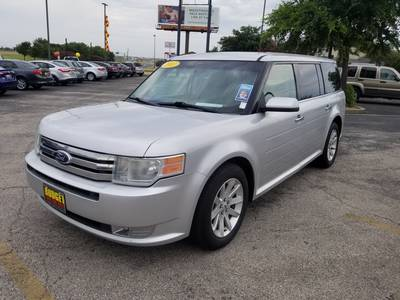 Used Ford Flex 2011 KILLEEN SEL FWD