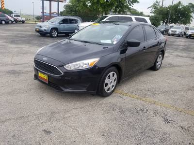 Used Ford Focus 2017 KILLEEN S Sedan