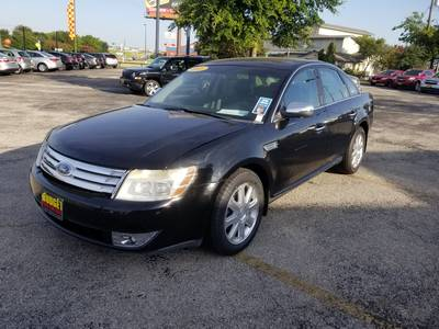 Used FORD TAURUS 2008 KILLEEN LIMITED
