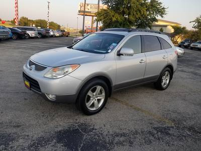 Used HYUNDAI VERACRUZ 2010 KILLEEN LIMITED