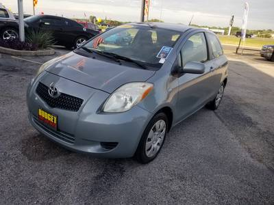 Used TOYOTA YARIS 2007 KILLEEN