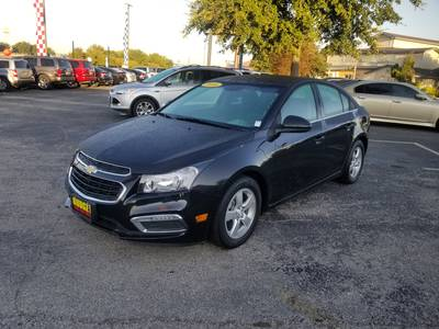 Used CHEVROLET CRUZE-LIMITED 2016 KILLEEN 1LT