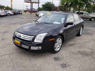 Used FORD FUSION 2008 KILLEEN SEL