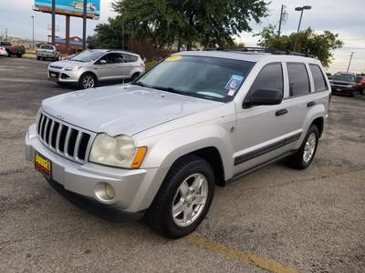 Used JEEP GRAND-CHEROKEE 2006 KILLEEN LAREDO