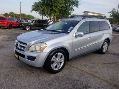 Used MERCEDES-BENZ GL-CLASS 2008 KILLEEN GL450 4MATIC
