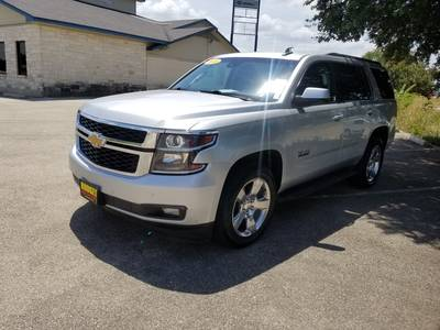 Used CHEVROLET TAHOE 2016 KILLEEN LT