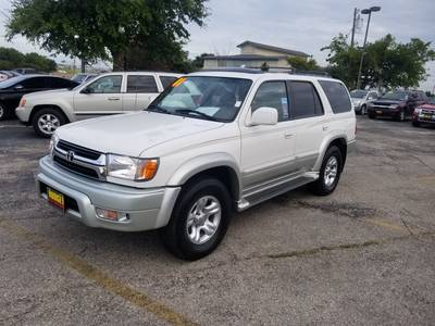 Used TOYOTA 4RUNNER 2001 KILLEEN LIMITED