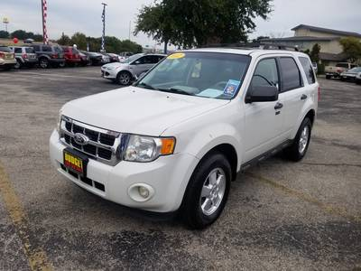 Used FORD ESCAPE 2012 KILLEEN XLT