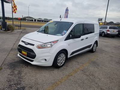 Used FORD TRANSIT-CONNECT 2016 KILLEEN XLT