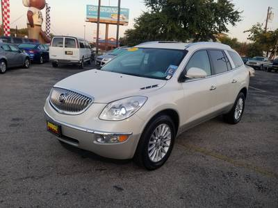 Used Buick Enclave 2010 KILLEEN CX