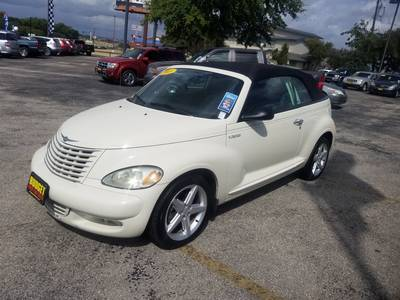 Used CHRYSLER PT-CRUISER 2005 KILLEEN GT