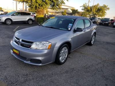 Used DODGE AVENGER 2013 KILLEEN SE