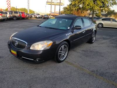 Used Buick Lucerne 2008 KILLEEN CXS