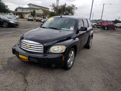 Used CHEVROLET HHR 2008 KILLEEN LT