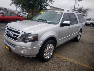 Used Ford Expedition-EL 2011 KILLEEN LIMITED
