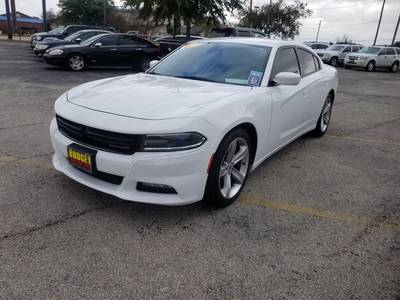 Used DODGE CHARGER 2017 KILLEEN R