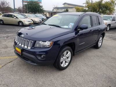 Used Jeep Compass 2014 KILLEEN LATITUDE