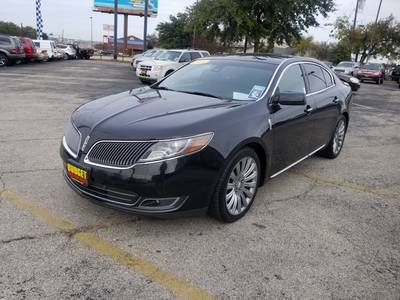 Used Lincoln MKS 2014 KILLEEN