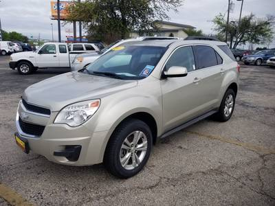 Used Chevrolet Equinox 2013 KILLEEN LT