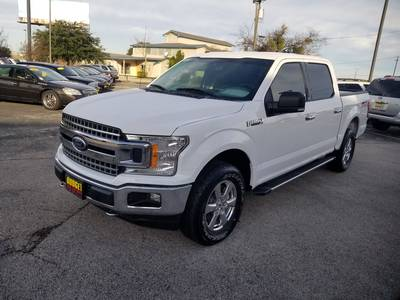 Used Ford F-150 2018 KILLEEN XLT