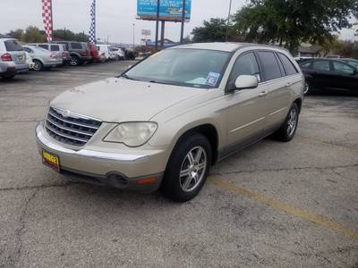 Used Chrysler Pacifica 2007 KILLEEN TOURING FWD