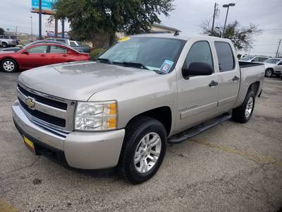 Used Chevrolet Silverado-1500 2008 KILLEEN 1LT