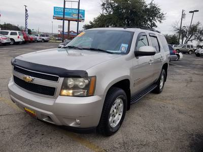 Used CHEVROLET TAHOE 2007 KILLEEN LT