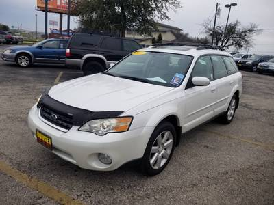 Used Subaru Legacy-Wagon 2006 KILLEEN OUTBACK 2.5I LTD