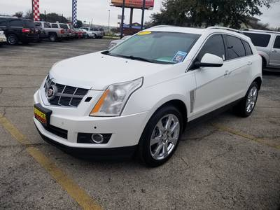 Used CADILLAC SRX 2011 KILLEEN PERFORMANCE COLLECTION