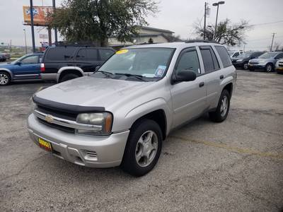 Used Chevrolet TrailBlazer 2008 KILLEEN FLEET W/2FL