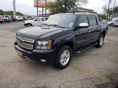 Used Chevrolet Avalanche 2008 KILLEEN LT W