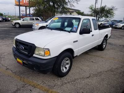 Used Ford Ranger 2008 KILLEEN XL