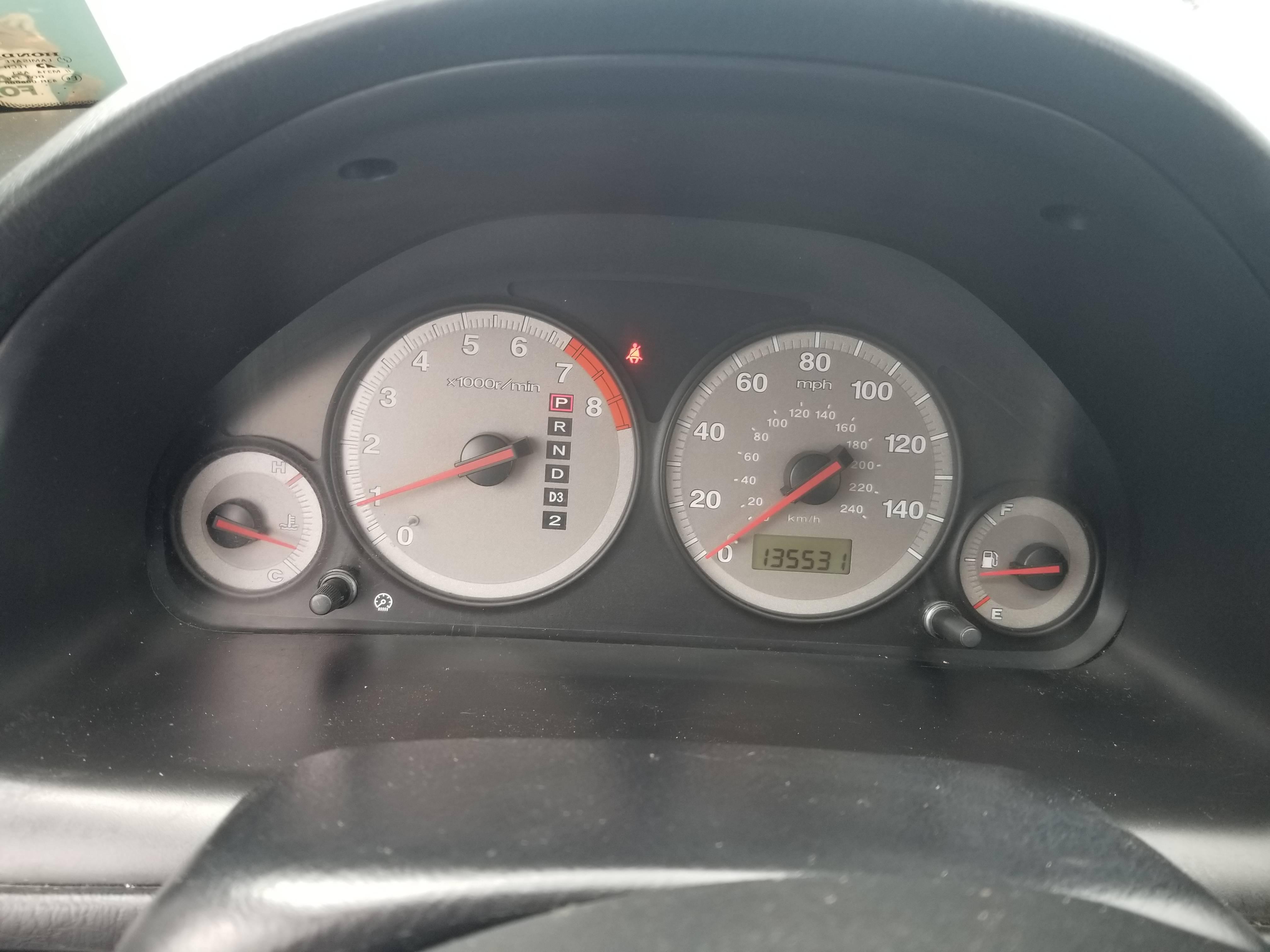 used vehicle - Coupe Honda Civic 2002