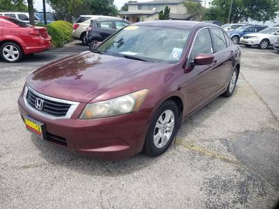Used Honda Accord-Sdn 2008 KILLEEN LX-P